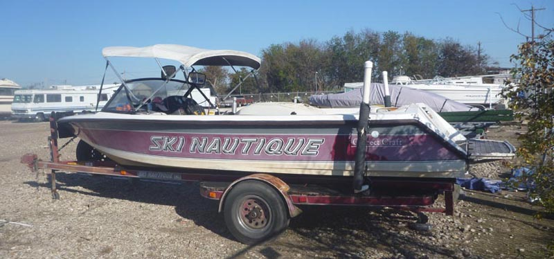 1991 Correct Craft 19.6 Ski Nautique for sale in Kemah / Clear Lake, near Houston Texas