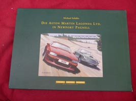 Die Aston Martin Lagonda LTD in Newport Pagnell book for sale