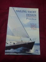 Sailing Yacht Design Practice book for sale