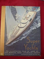 Super Yachts John Julian book for sale