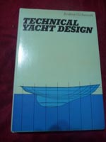 Technical Yacht Design book for sale