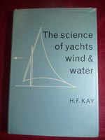The Science of Yachts Wind and Water book for sale