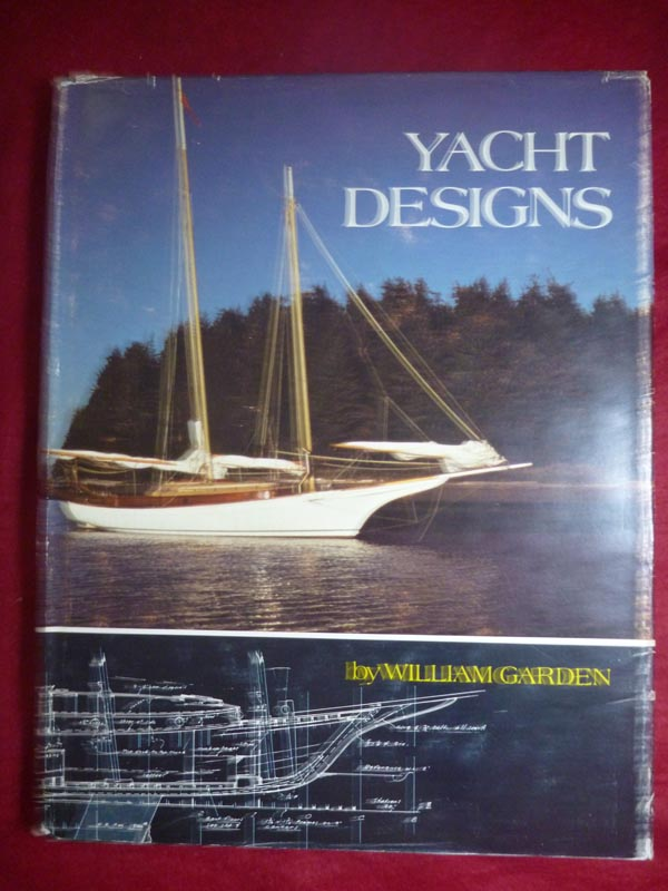 Yacht designs by garden william book for sale for William garden boat designs