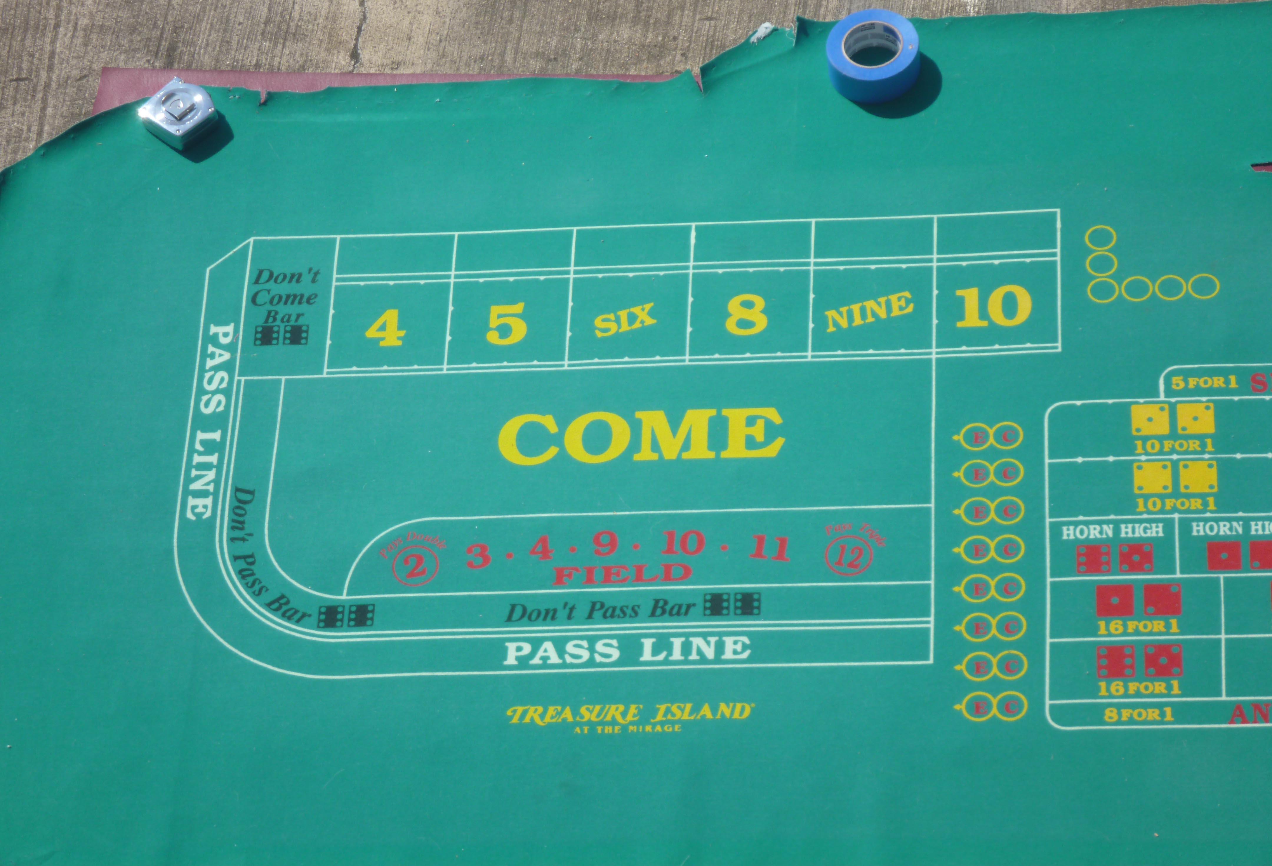 Blackjack betting options